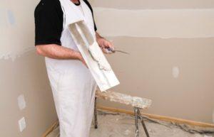 подготовка стен к грунтовке