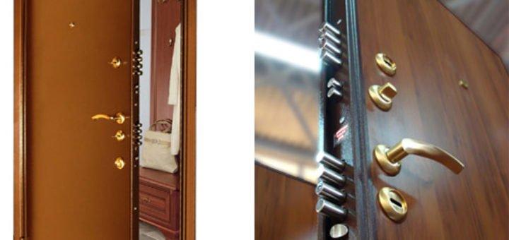 двери железные в марьино