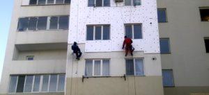 утепление фасалов пенопластом