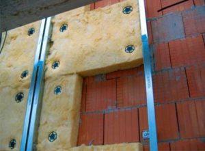 утепление фасадов минеральной ватой под сайдинг