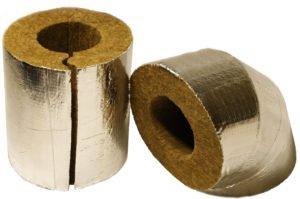 утеплитель для труб из базальтового волокна