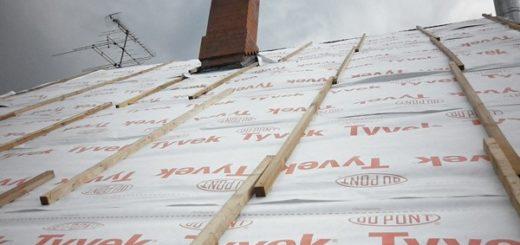 гидробарьер для крыши