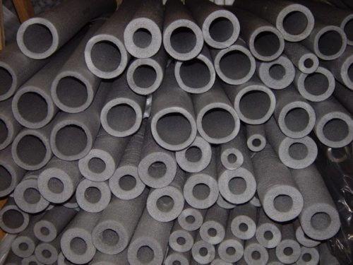Характеристика основных видов утеплителей для труб