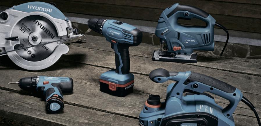Подборка необходимого электроинструмента для домашнего мастера