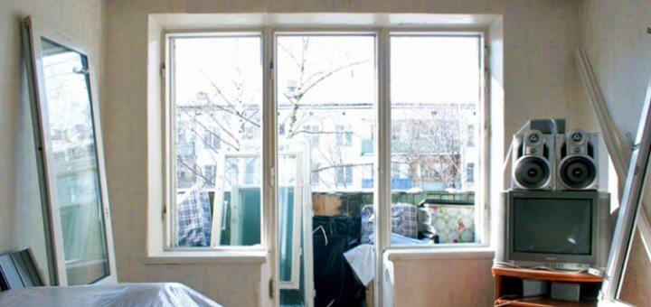 starue okna