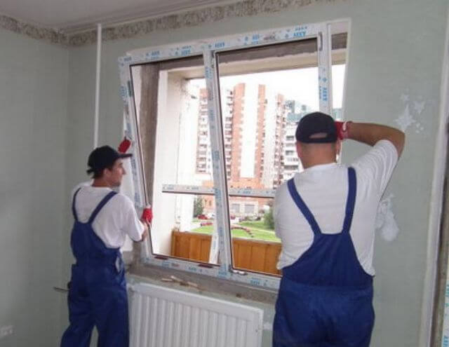 zamena okna