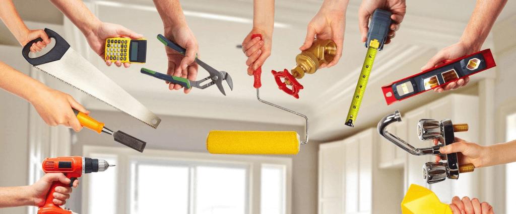 Какие инструменты нужны для ремонта квартиры