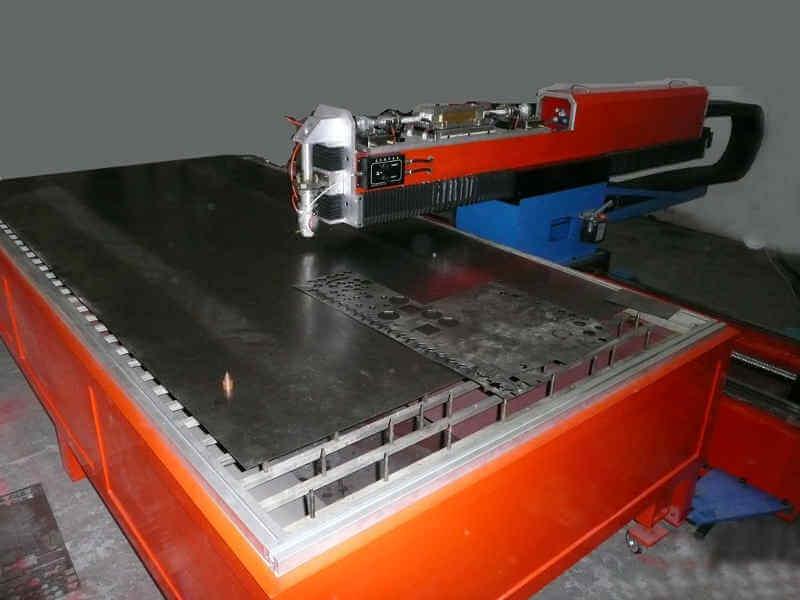 Возможности современных лазерных станков для резки металла